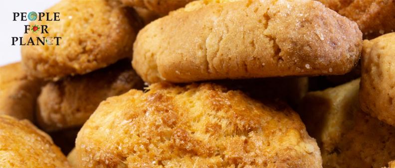 Le ricette di Angela Labellarte: biscotti della mamma