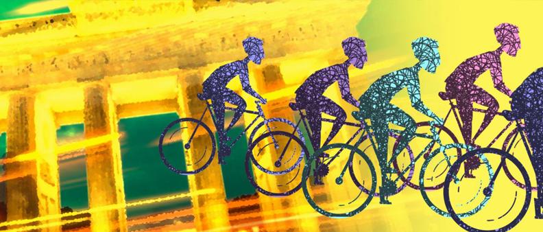 Mobilità: Berlino è la nuova Amsterdam. Per merito di tre persone qualsiasi